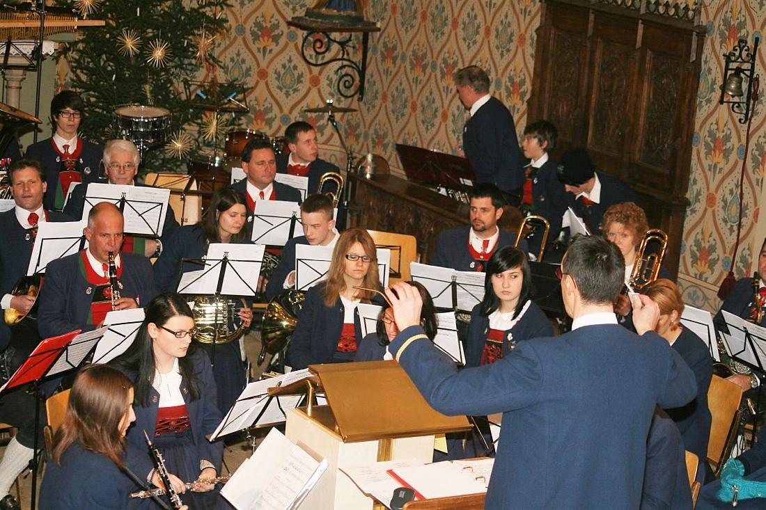 Weihnachtskonzert 2010, Foto: Knut Kuckel
